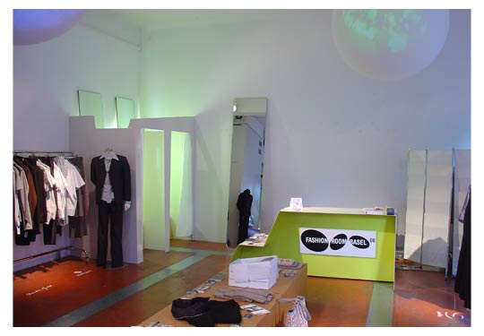 Fashion room basel
